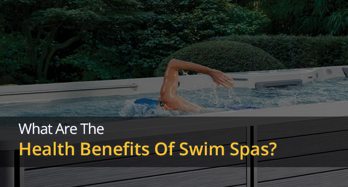 What are the benefits of swim spas?