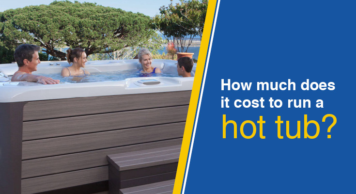 Running costs of hot tubs
