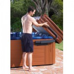 Cover Cradle Cover Lifter for Hot Tubs