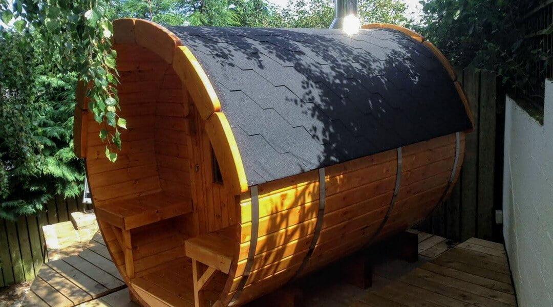 Hot Tub BARREL 2.4