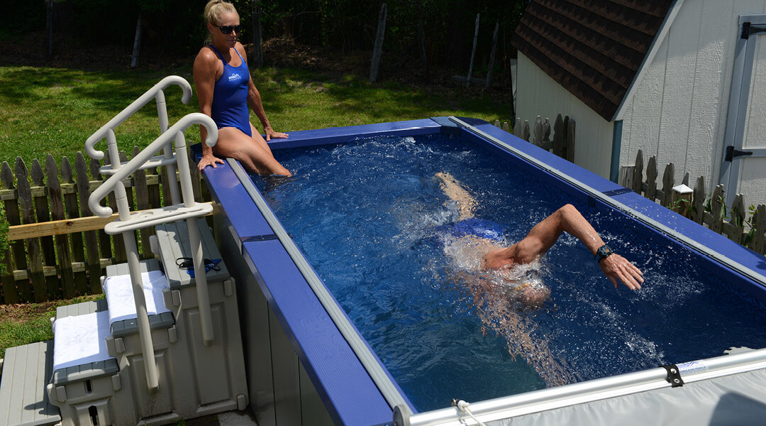 Modular Streamline Endless Pool