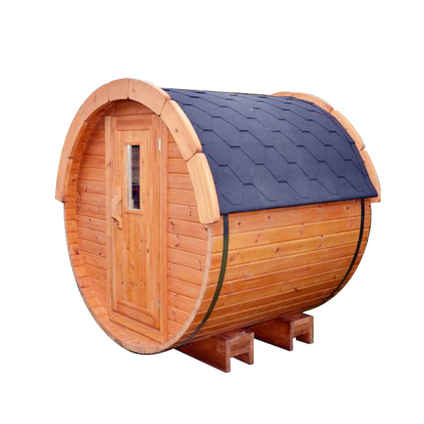 Barrel Sauna 1.9