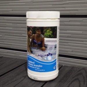 Stabilised Chlorine Granules