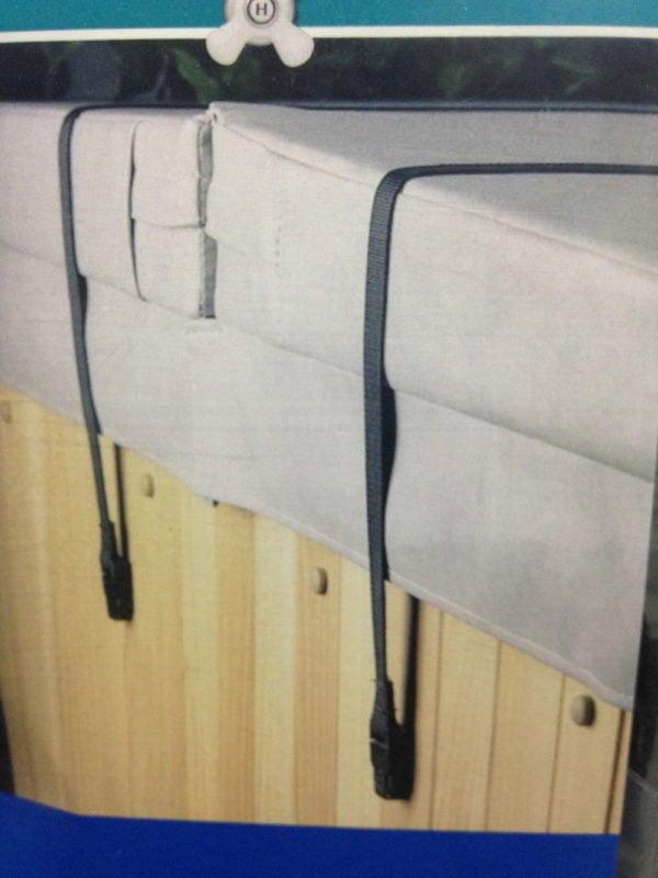 Secure straps